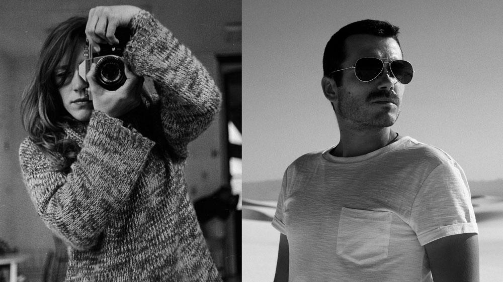 Portraits d'Eloise et Luc les créateurs du blog voyage l'oeil d'Eos