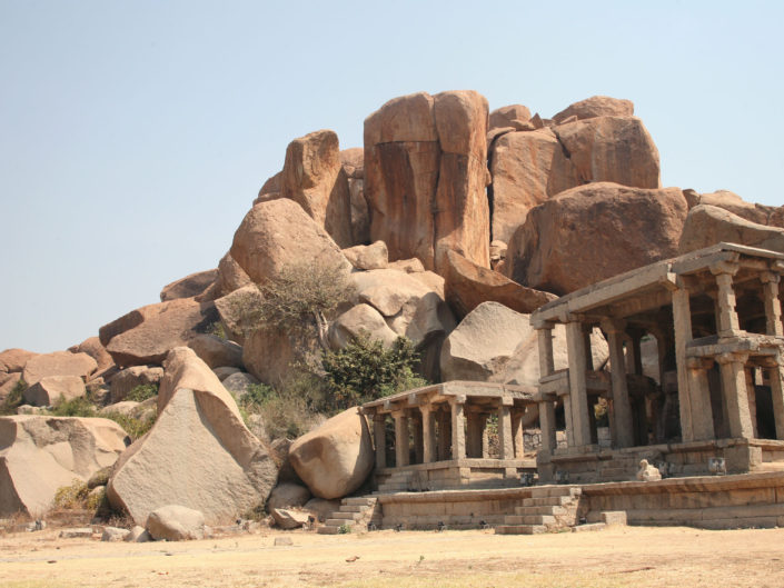 Temple à Hampi
