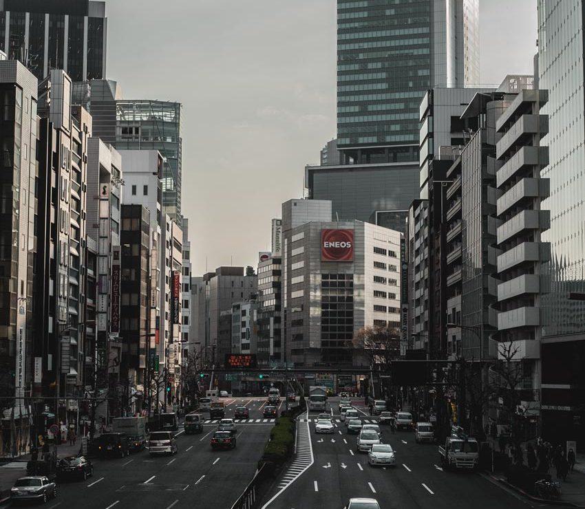 10 jours à tokyo