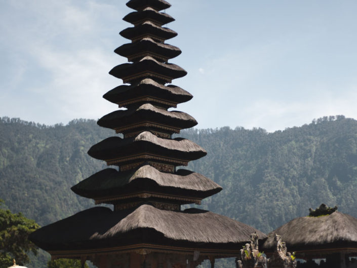 temple de l'eau bali