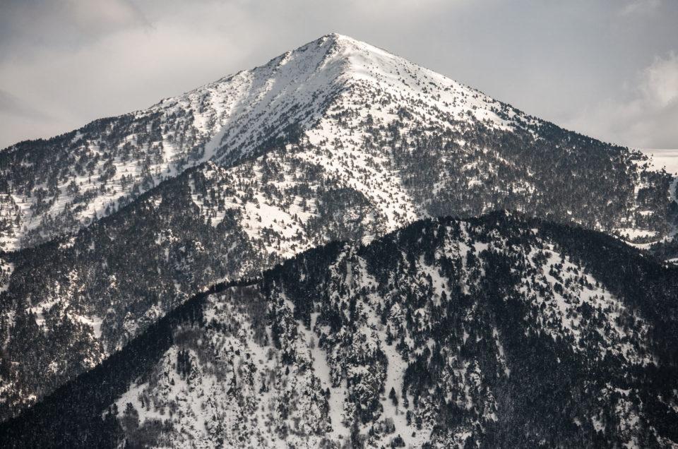 Un week end hivernal dans les Pyrénées Catalanes
