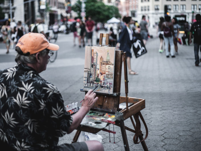 artist of new york