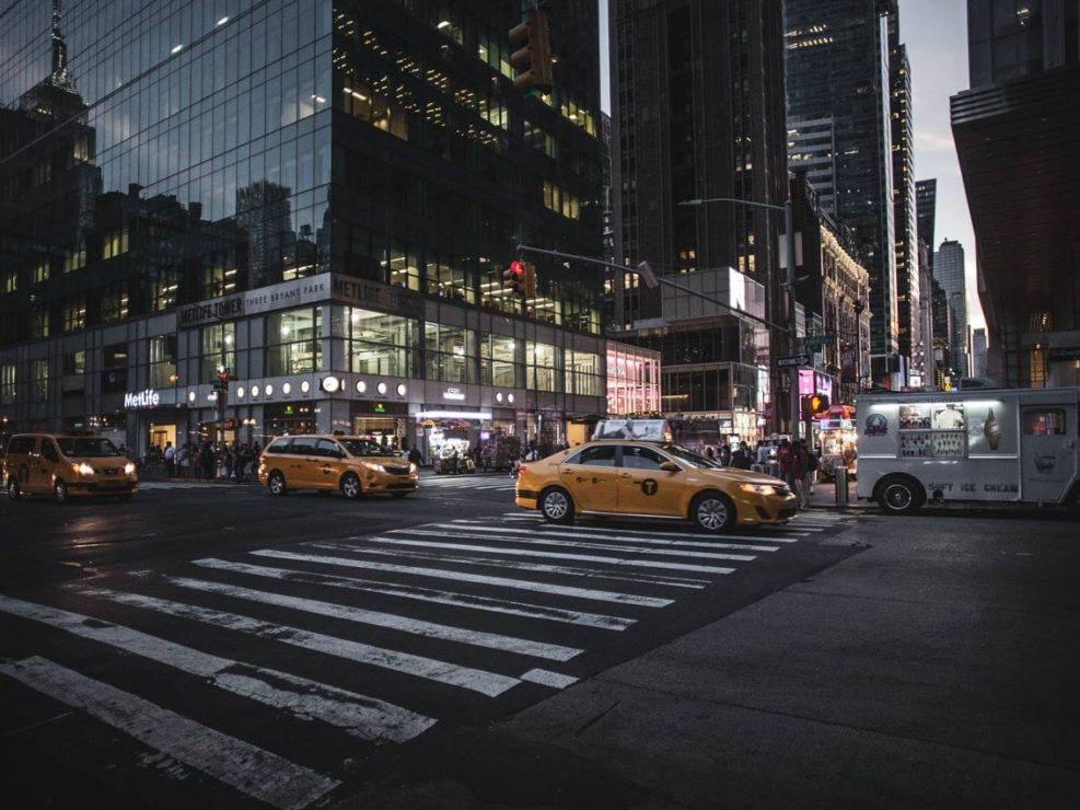 street new york city