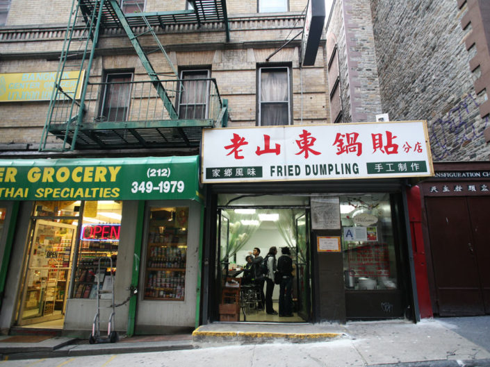 fried dumpling new york