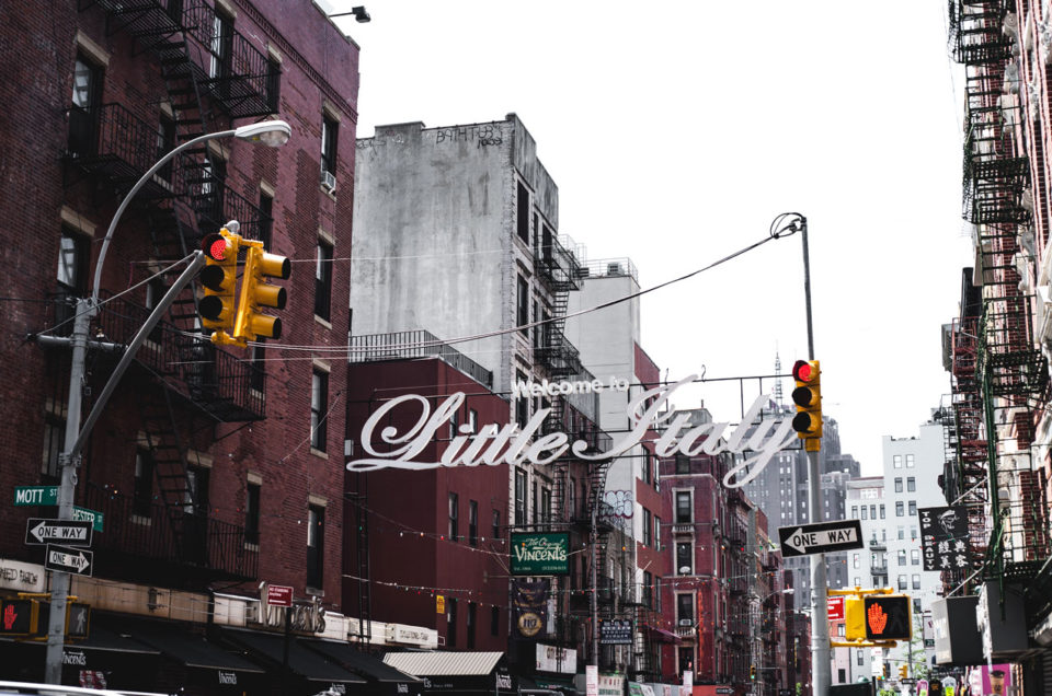 little italy new york