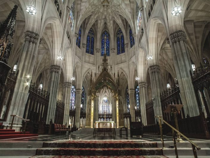 st patrick cathedrale new york