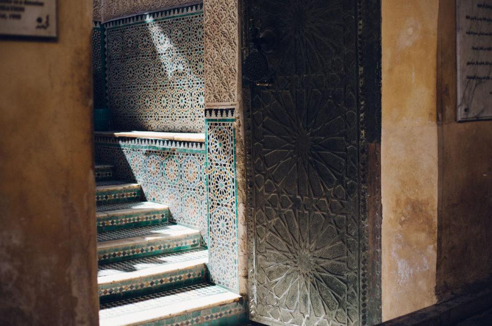 mosquée fes