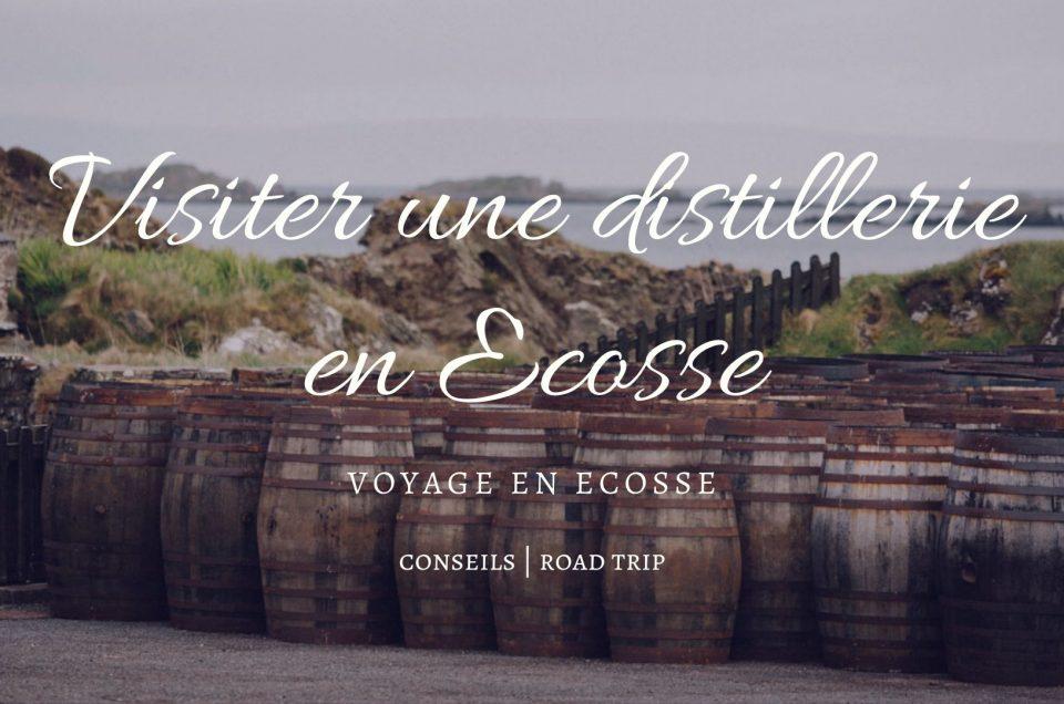 visiter une distillerie en ecosse