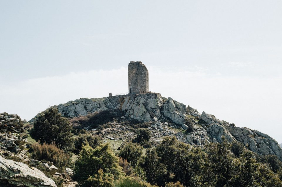 La Tour de la Massane depuis Lavall - Conseils randonnée