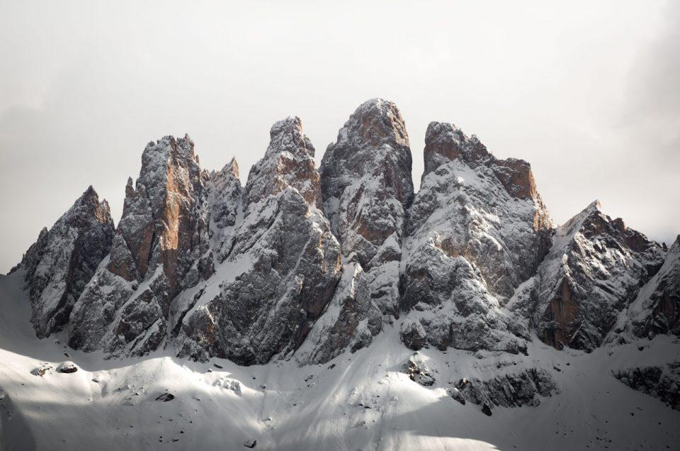 Road trip dans les Dolomites en hiver | Conseils & Itinéraire