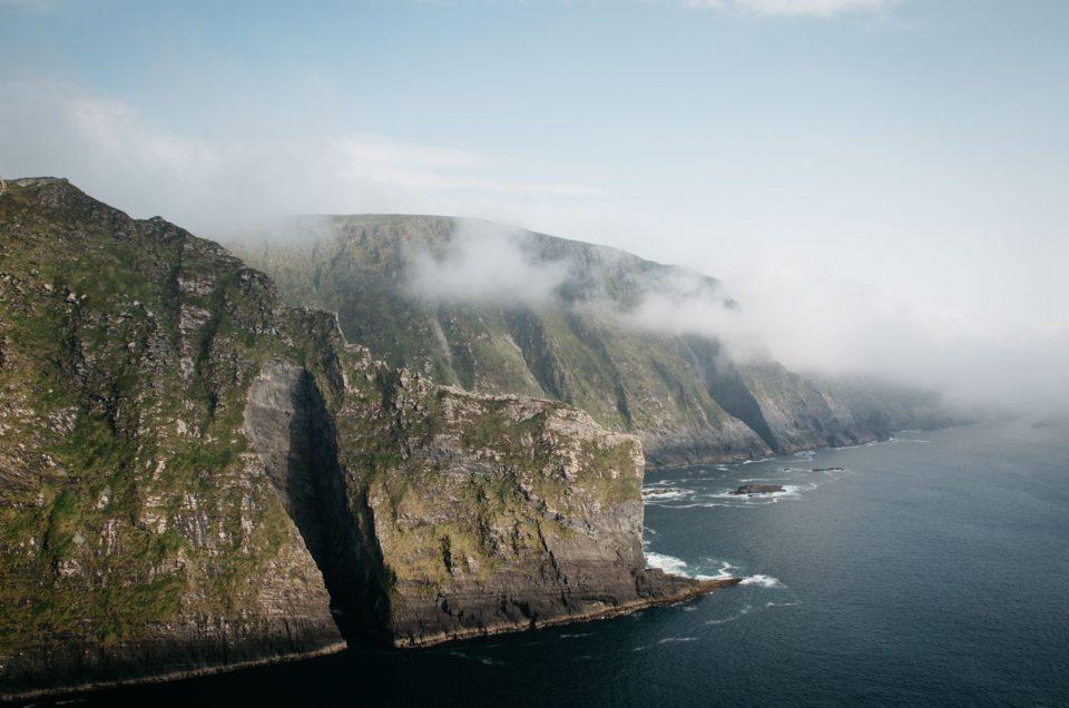Road trip sur la Wild Atlantic Way - Les péninsules de l'ouest, partie 1