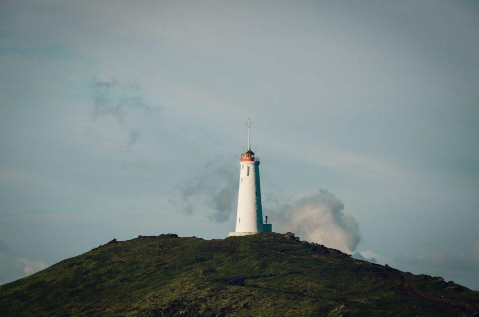 phare de reykjanesviti