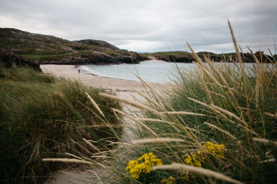 plage clachtoll