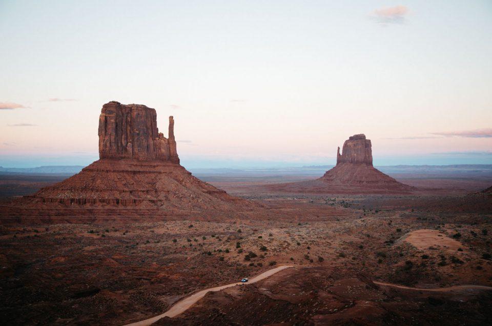 Visiter Monument Valley, la légende de l'ouest américain