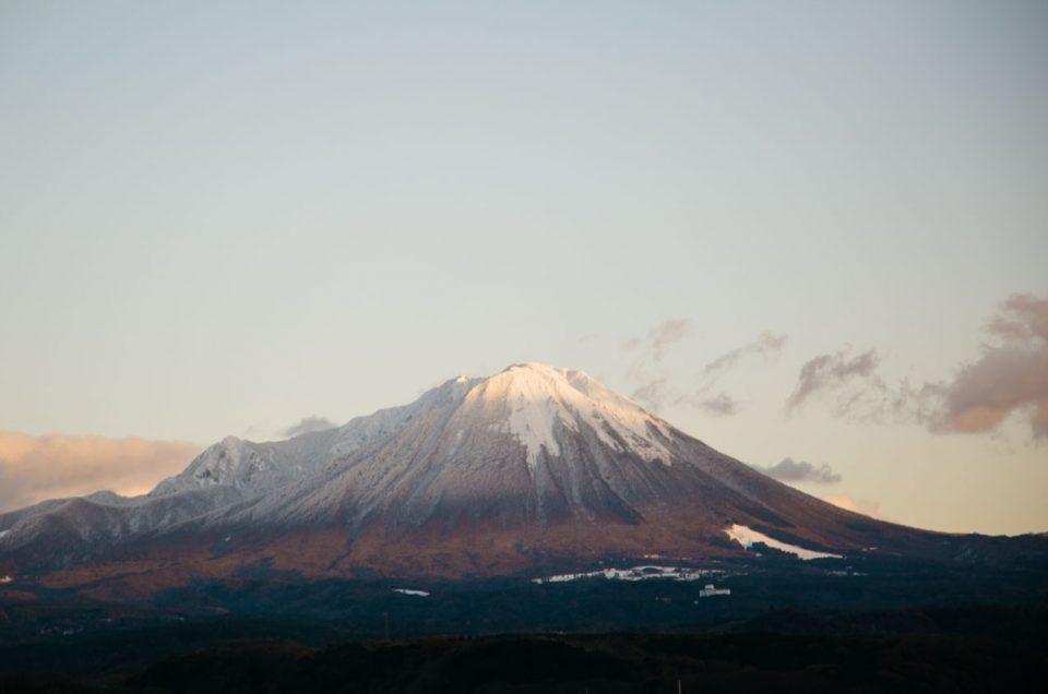 Le mont Daisen - Premiers pas dans la préfecture de Tottori