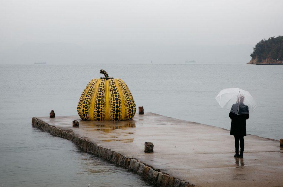 L'île de Naoshima, la perle artistique du Japon