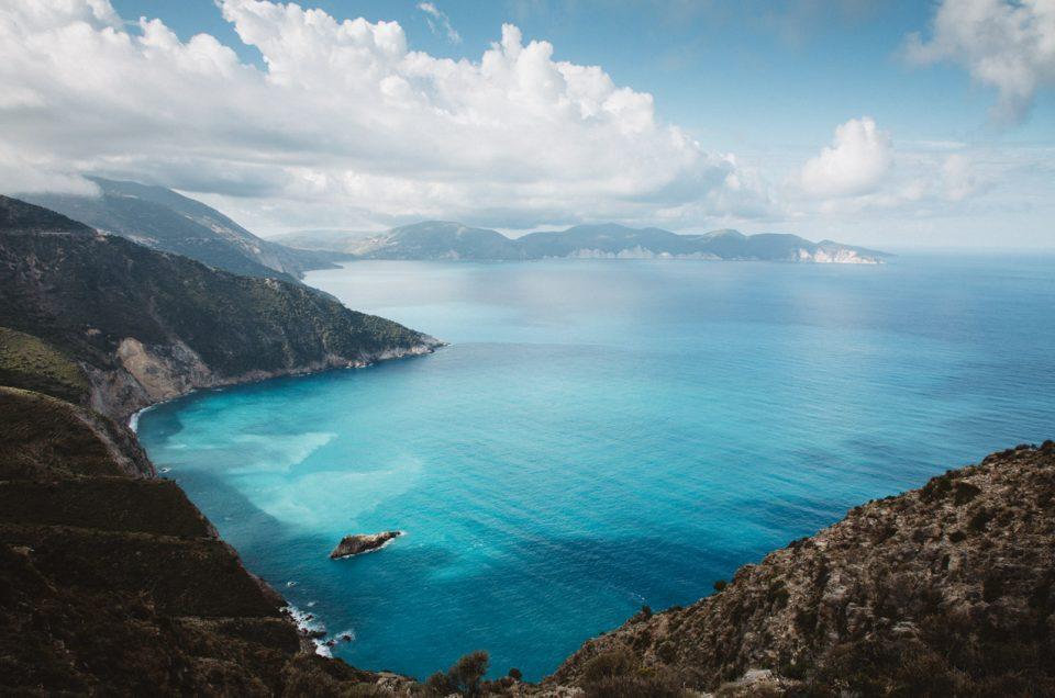 Céphalonie, l'île grecque aux 50 nuances de bleu