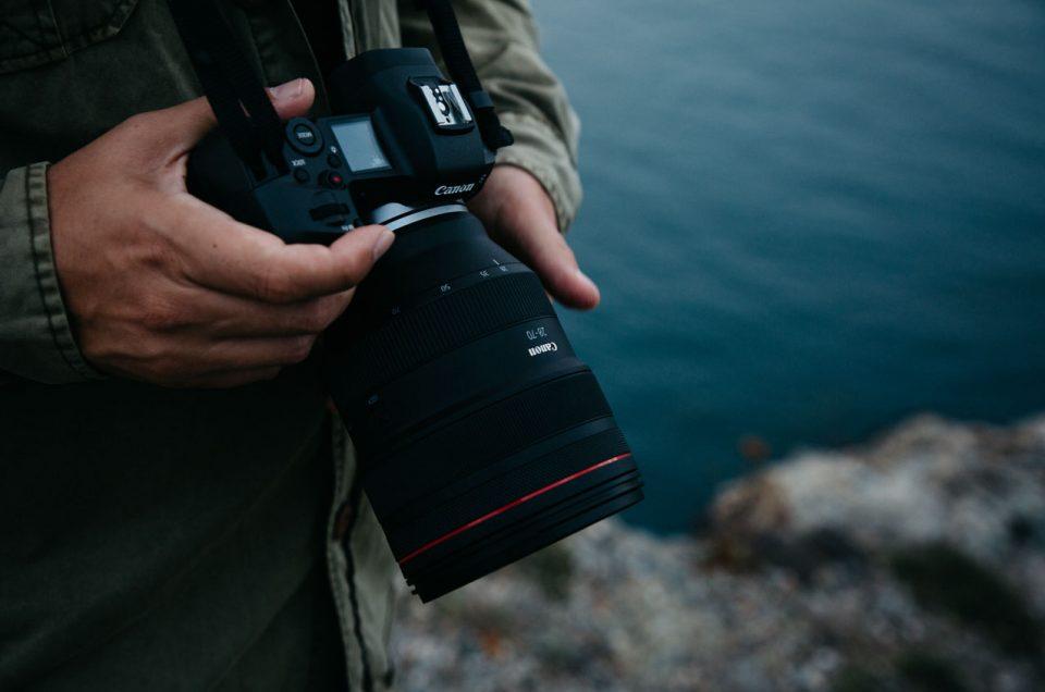 Test du Canon EOS R en voyage - Nos premières impressions