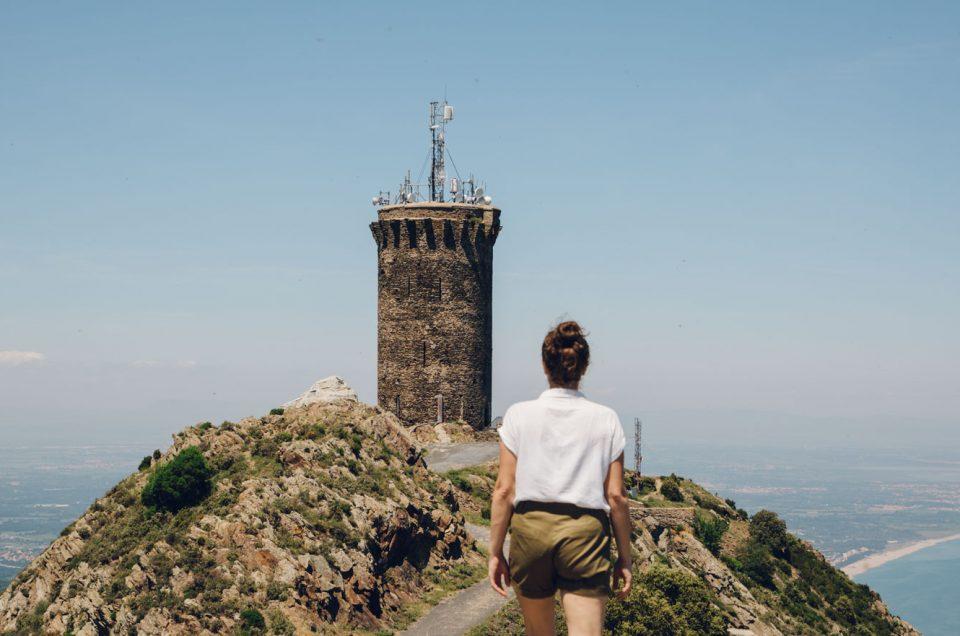 Randonnée de la tour de Madeloc — Sur les hauteurs de la Côte Vermeille