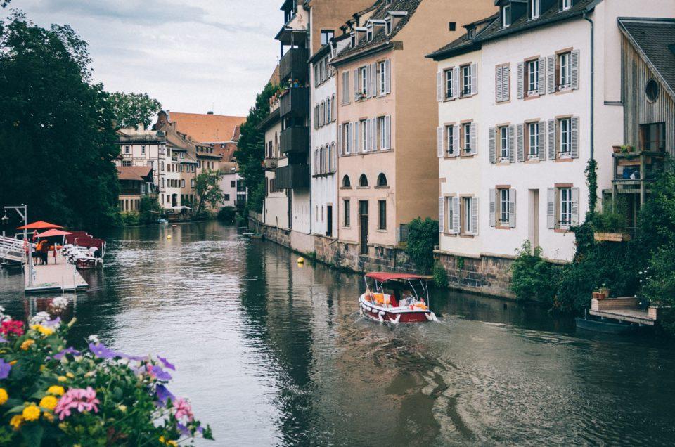 2 jours à Strasbourg, entre nature et architecture