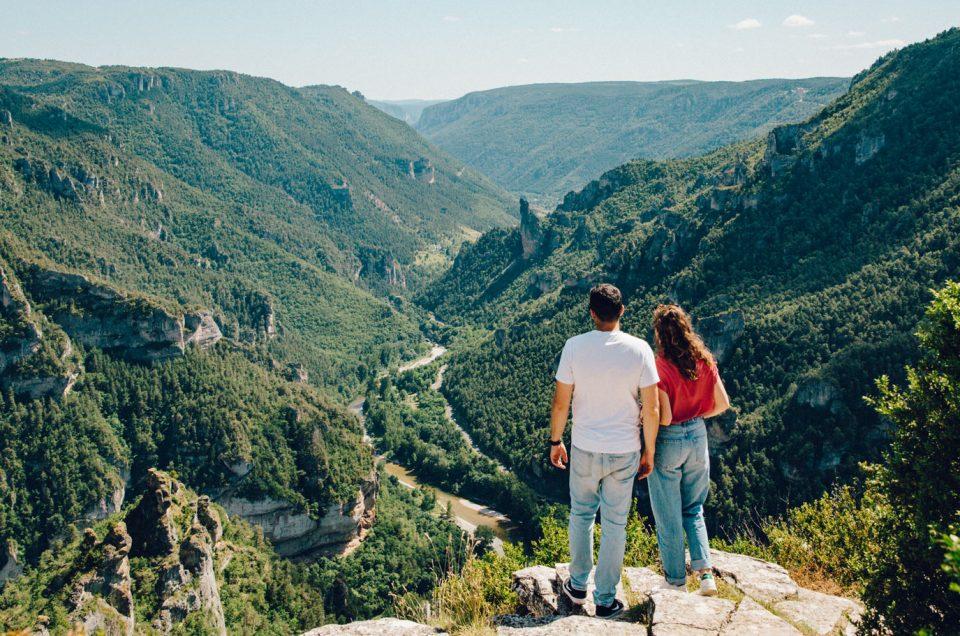 Visiter la Lozère des Gorges du Tarn au Causse Méjean